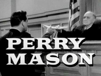 Perry Mason (TV series) - Title screen