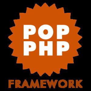 Pop PHP Framework - Image: Pop PHP Framework Logo 2017