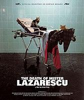 Picture of a movie: Moartea Domnului Lãzãrescu