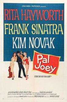 映画化された『Pal Joey(夜の豹)』