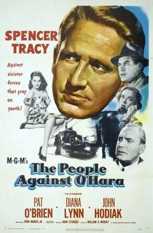 The People Against O'Hara - Theatrical release poster