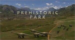 Prehistoric Park - Prehistoric Park title card