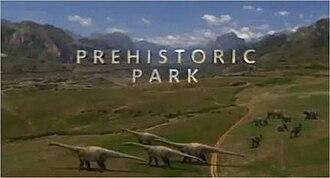 Prehistoric Park - Title card