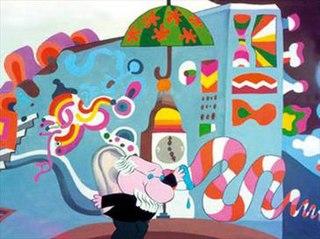 <i>Professor Balthazar</i> Croatian animated television series