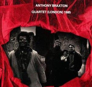 Quartet (London) 1985 - Image: Quartet (London) 1985 CD