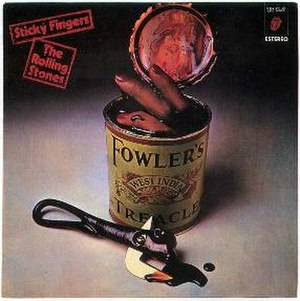 Sticky Fingers - Image: RS Sticky F Esp 71