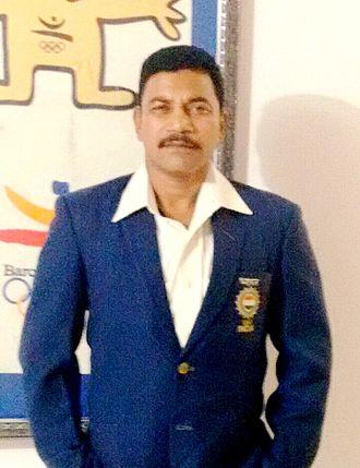 Rajendra Prasad (boxer) - Image: Rajendra Prasad boxer