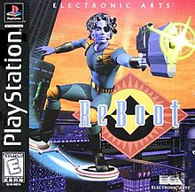 Reboot Video Game Wikipedia