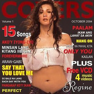 Covers (Regine Velasquez album) - Image: Reginecovers 1