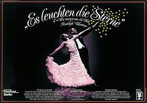 29th Berlin International Film Festival - 1979 Retrospective poster, featuring Rudolph Valentino.