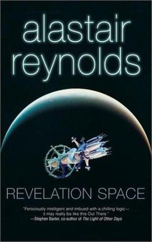 Revelation Space - Image: Revelation Space cover (Amazon)