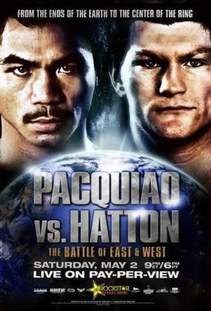 Ricky Hatton vs. Manny Pacquiao
