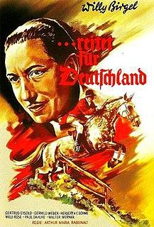 <i>Riding for Germany</i> 1941 film