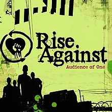 Rise Against - Audience Of One Cover.jpeg