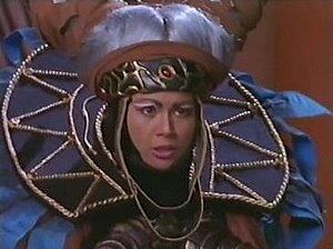 Rita Repulsa - Carla Perez played Rita in season 2 and continued to play her for the rest of the original series.