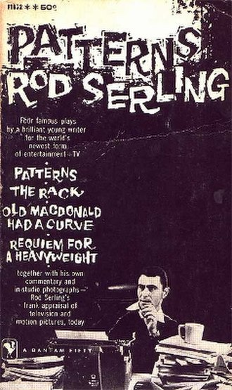 The United States Steel Hour - Rod Serling's The Rack, a production of The United States Steel Hour on April 12, 1955, was later published in this 1957 Bantam paperback.
