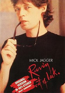 <i>Running Out of Luck</i> 1985 film by Julien Temple