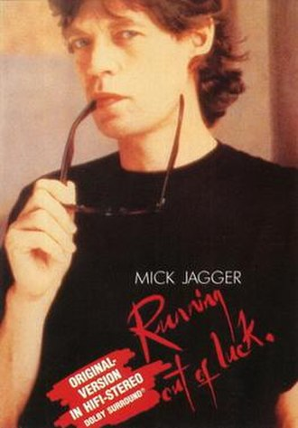 Running Out of Luck - Image: Running out of luck movie poster 1985 1020211988