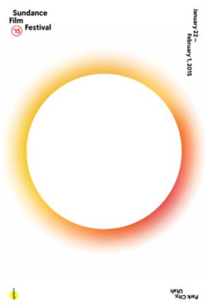 2015 Sundance Film Festival - Festival poster