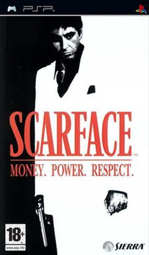Scarface: Money. Power. Respect. - Image: Scarface MPR