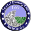 Official seal of Blowing Rock, North Carolina