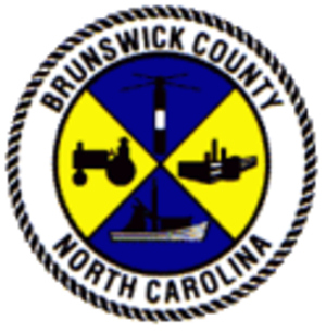 Brunswick County, North Carolina - Image: Seal of Brunswick County, North Carolina
