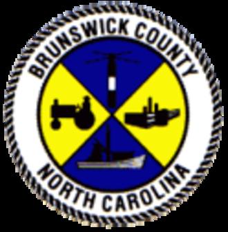 Brunswick County, North Carolina - Image: Seal of Brunswick County, North Carolina