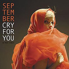 September - Cry for You (studio acapella)
