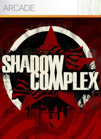 Shadow Complex - XBLA cover art