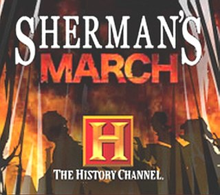 <i>Shermans March</i> (2007 film) 2007 American television film