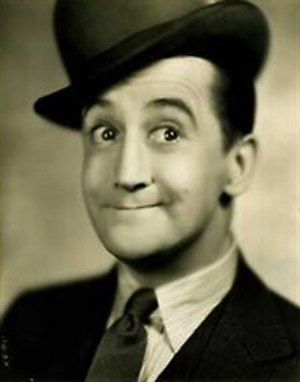 Stanley Lupino - 1930s publicity still