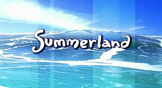 Summerland (TV series) - Image: Summerland title