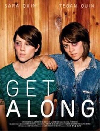 Get Along (video album) - Image: Tegan And Sara Get Along