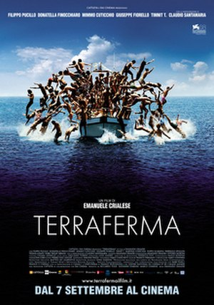 Terraferma (film) - Theatrical release poster