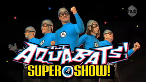The Aquabats! Super Show! - Image: The Aquabats Super Show Intertitle