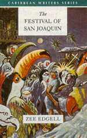 The Festival of San Joaquin - Book cover