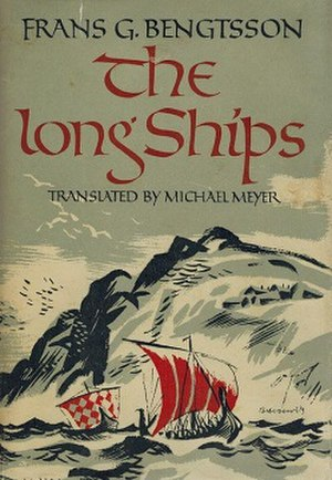 The Long Ships - First English-language edition (1954)