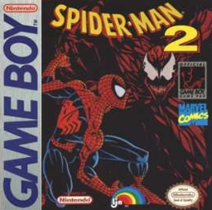 The Amazing Spider-Man 2 (1992 video game) - The Amazing Spider-Man 2