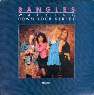 Walking Down Your Street - Image: The Bangles Walking Down Your Street