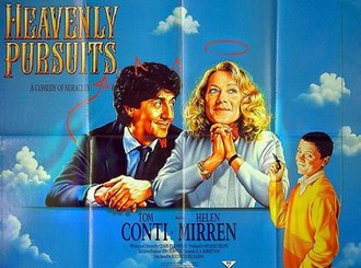 Heavenly Pursuits - Theatrical release poster