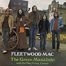 The Green Manalishi (Fleetwood Mac single - cover art).jpg