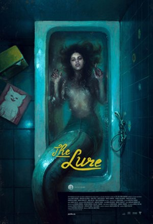 The Lure (2015 film) - US film poster by Sam Spratt