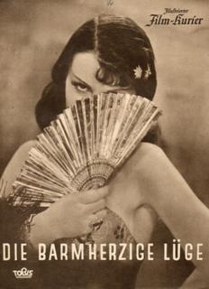 <i>The Merciful Lie</i> 1939 film by Werner Klingler