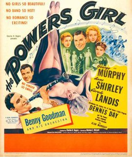 <i>The Powers Girl</i>