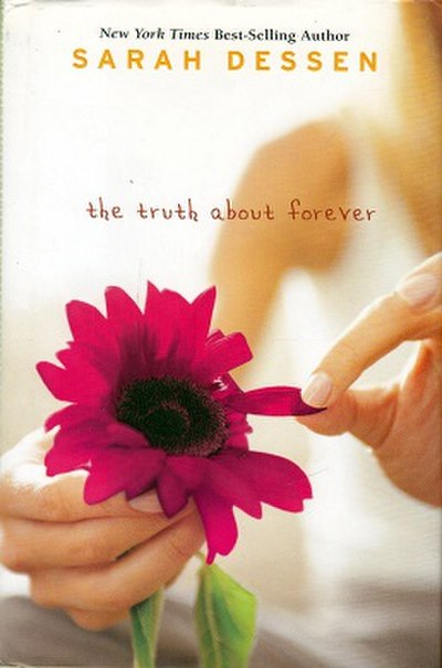 Picture of a book: The Truth About Forever
