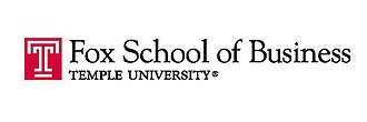 Fox School of Business and Management - Image: The logo of Temple Fox School of Business