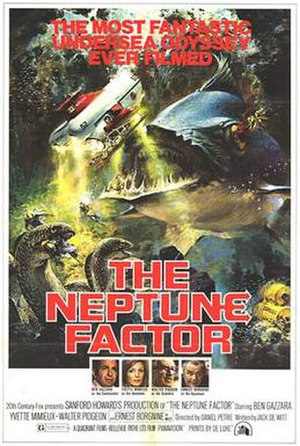 The Neptune Factor - Image: The neptune factor poster