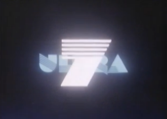 Ultra Seven - Title card for the TPS/Cinar dub.