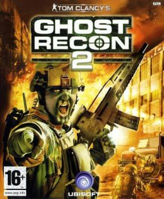 Tom Clancy's Ghost Recon 2 - Image: Tom Clancy's Ghost Recon 2