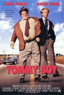 <i>Tommy Boy</i> 1995 film by Peter Segal